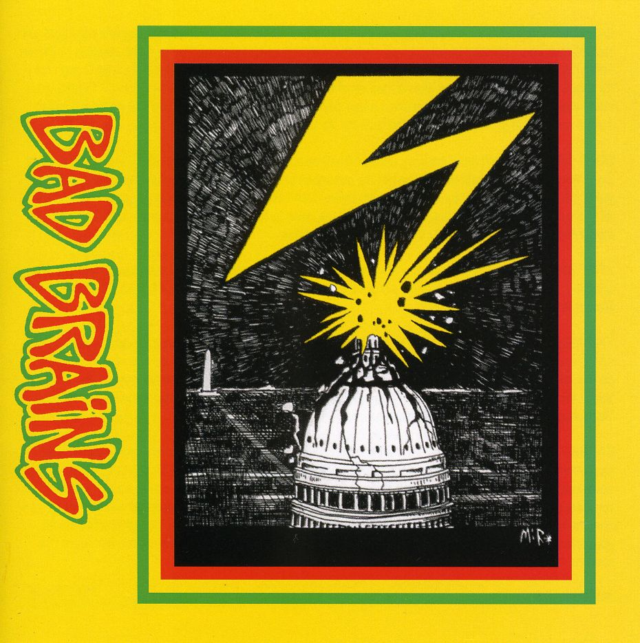 BAD BRAINS - BAD BRAINS (THE ROIR SESSIONS) (1982)