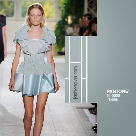 PALOMA gray Pantone