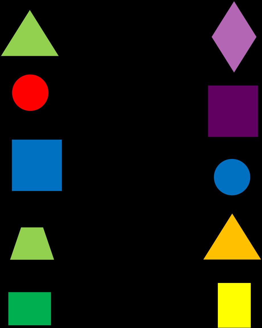 Pasitos al aprendizaje 11 22 14 for Las formas geometricas