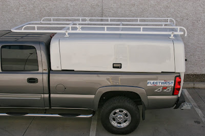 Ladder Rack for Work Trucks