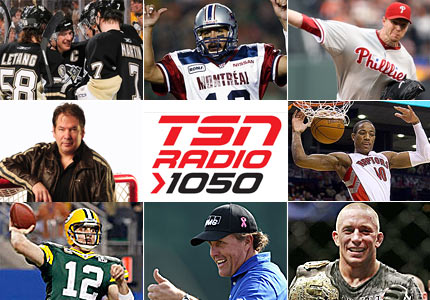 More On TSN Radio Lineup