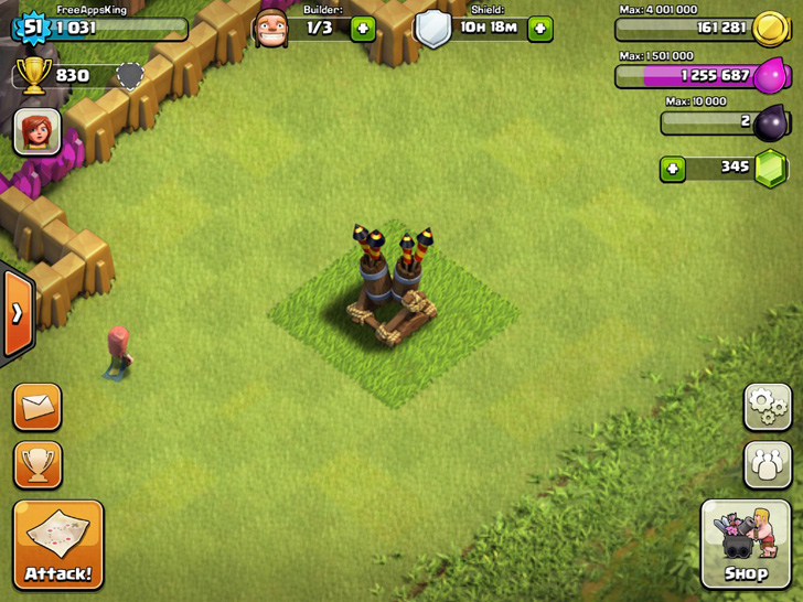 Air Defense - Defense - Clash Of Clans Guide - FreeApps.ws
