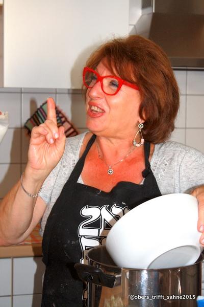 jiddisch kochen mit Paulette Bielasiak