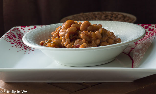 Click for Recipe for Sweet and Hot Baked Beans