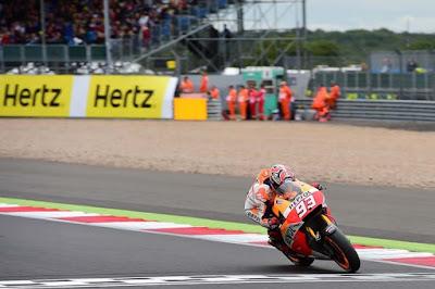 Bisakah Marquez Kembali Mendominasi Silverstone Musim Ini?