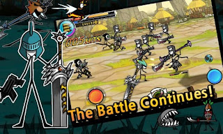 Cartoon Wars: Blade v1.0.6 Mod Offline Apk Downloads