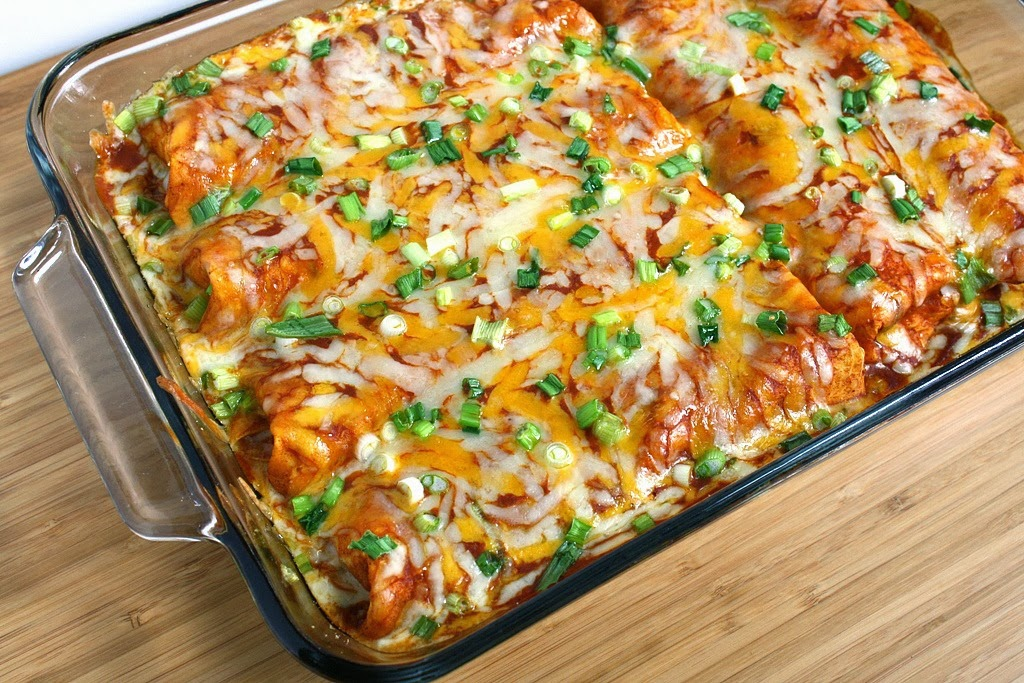 bean enchiladas pictured above roasted vegetable enchiladas from ...