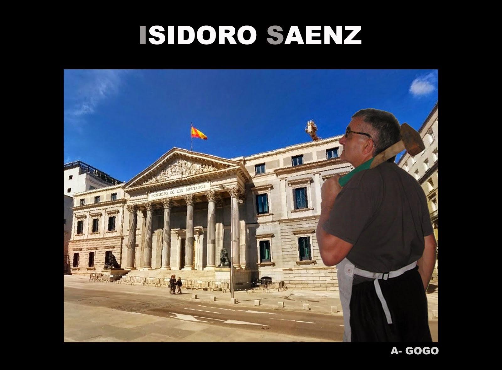 ISIDORO SAENZ
