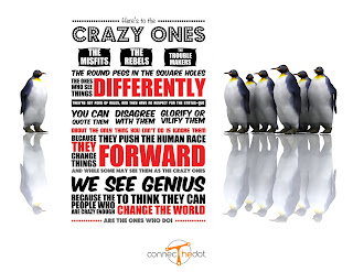 ConnecTheDot Crazy Ones