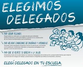 FELICITACIONES A TODOS LOS DELEGADOS DE ESCUELA
