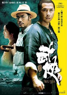 Võ Hiệp - Kiếm Khách - Wu Xia - Swordsmen