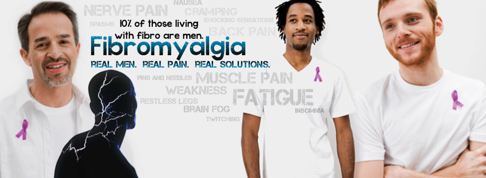 fibromyalgia in men and resources