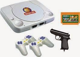 Buy Classic TV Video Game with Shooting Function and Free Inbuilt Games Cassette for Rs.295 at Shopclues