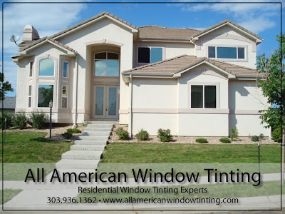 All American Window Tinting REsidential