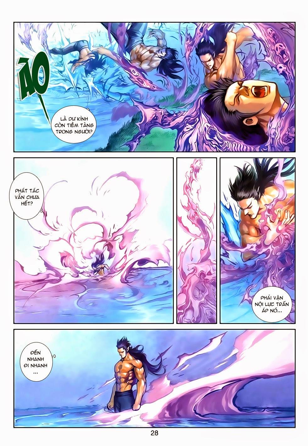 Thần Binh Tiền Truyện 4 - Huyền Thiên Tà Đế chap 5 - Trang 28