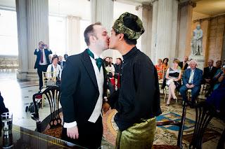 Gambar Ariff Alfian Rosli Kahwin Gay 2