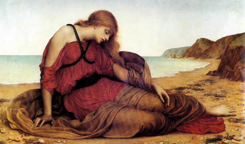 theseus and ariadne Theseus nói với ariadne rằng mình rất khỏe, giết minotaur là chuyện nhỏ, việc khó là làm sao thoát ra được cái mê cung nơi minotaur.