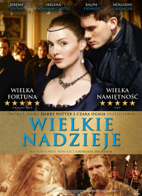 great expectations 2012 plakat