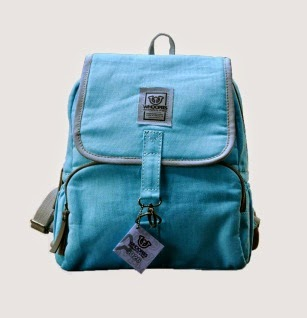 Tas Fashion Pekanbaru Whoopes Backpack-5026