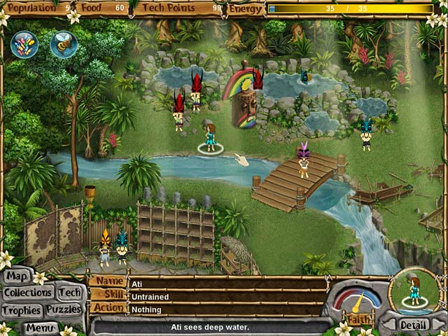 Play Free Game Virtual Villagers   - Free Games Download