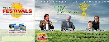 Conferencia de Liderazgo durante Festival Por la Vida de Mike Silva