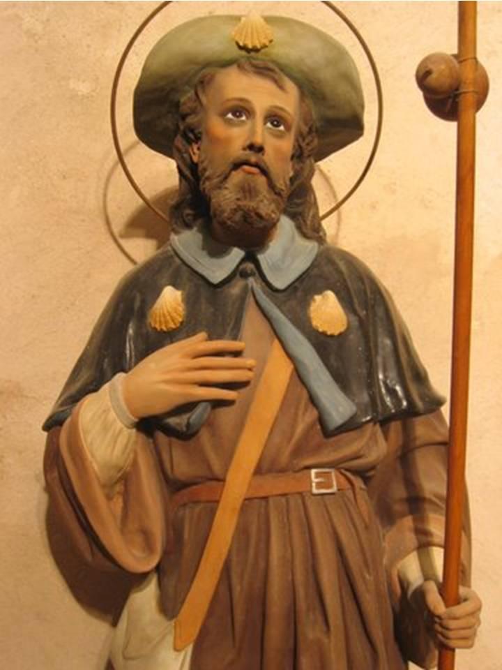 L`ESPAGNE – MOEURS ET PAYSAGES - avec les traditions catholiques de ce pays Santiago+apostol+peregrino+oracion
