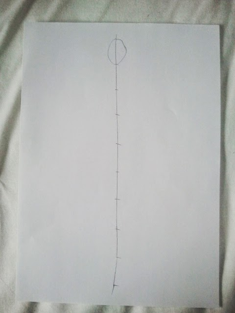 Rysunek żurnalowy 1