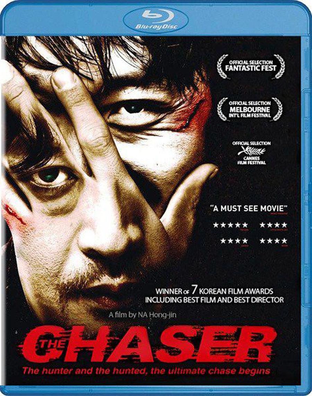 The Chaser Chugyeogja Dvd Case Box