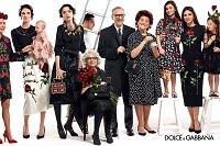 DOLCE&GABBANA FW2015 Ad Campaign