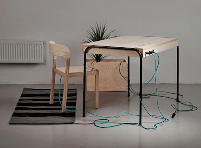Innovative Energy Generating Furniture Designs (15) 13