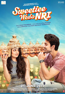 Sweetiee Weds NRI 2017 Hindi Movie 720p hevc HDTVRip x265 [500MB]