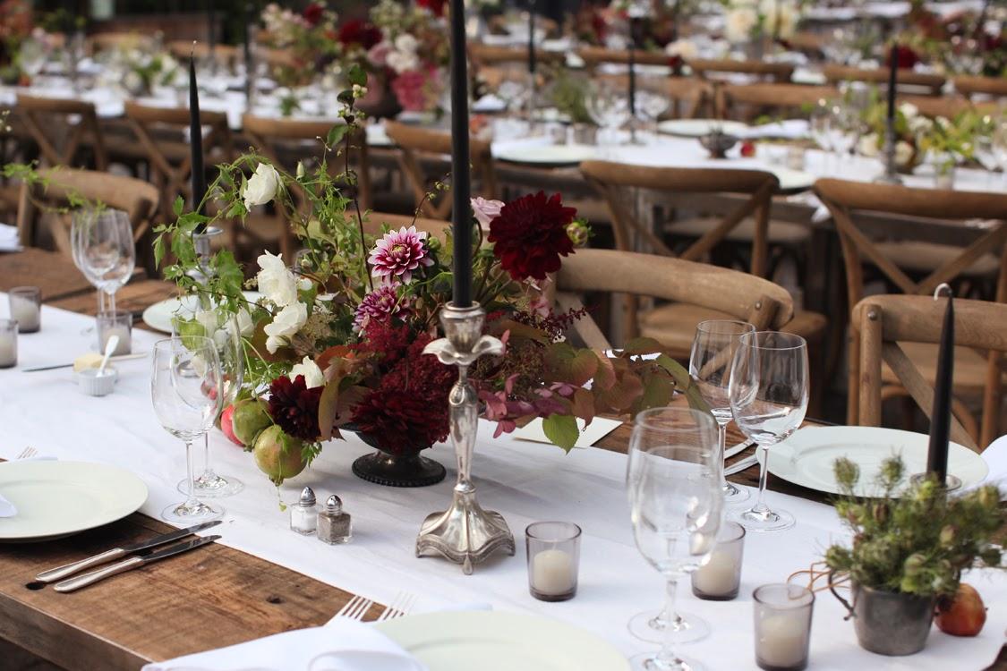 Saipua september wedding for Wedding themes for september