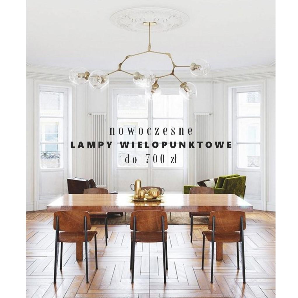 LAMPY WIELOPUNKTOWE