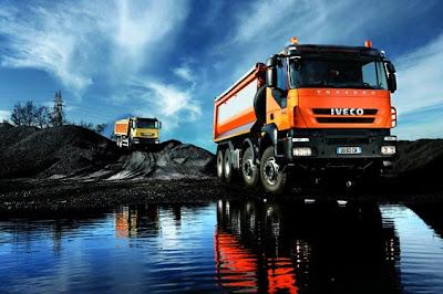 camiones iveco trakker 1