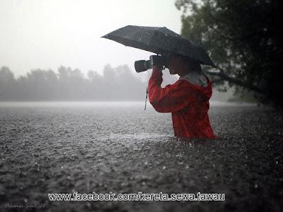 Banjir di Tawau