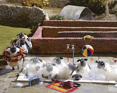 spoiler gambar gambar lucu di film shaun the sheep share