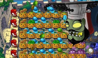 New Plants vs Zombies Great Wall Edition