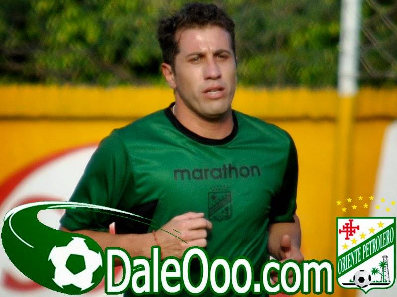 Oriente Petrolero - Mariano Brau - DaleOoo.com página del Club Oriente Petrolero