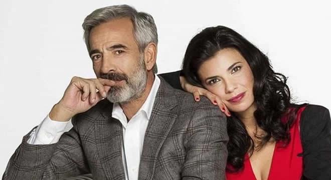 Imanol Arias y Pilar Punzano