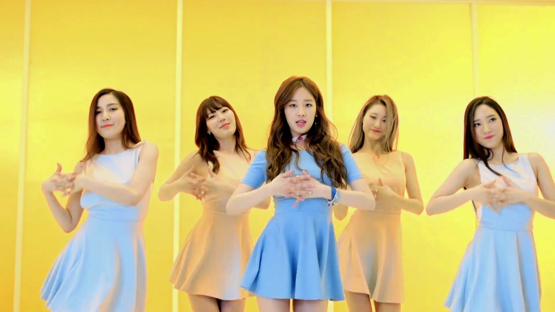 Park Boram in Celepretty MV