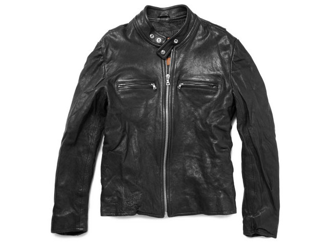 8 Very Tasty Mens Leather Biker Jackets