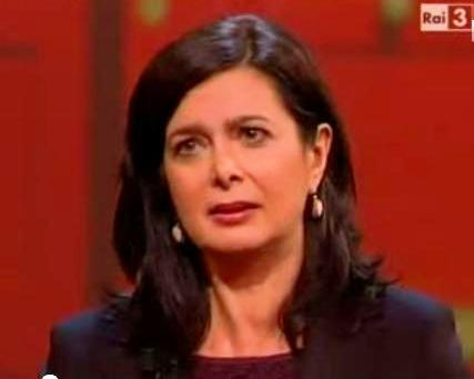 Laura boldrini a che tempo che fa per avere buoni for Presidente della camera attuale