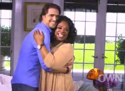Entrevista de Oprah com Diogo Morgado Completa
