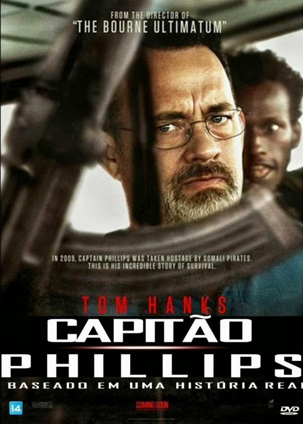 Filme Capitão Phillips Dublado AVI HDRip