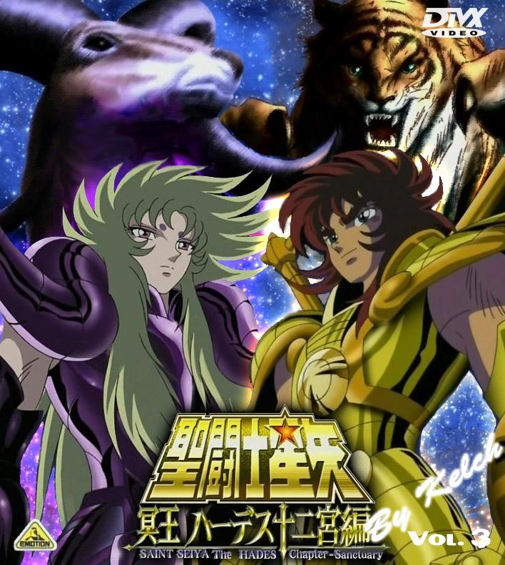 Caballeros del Zodiaco Saga de Hades
