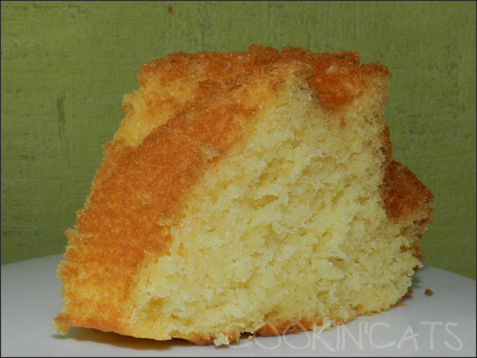 Gateau moelleux au buttermilk lait fermente - Gateau sans beurre sans lait ...