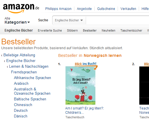 http://www.amazon.de/gp/bestsellers/books-intl-de/1316691031/