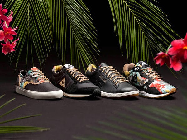 Le Coq Sportif zapatillas Tropical Pack