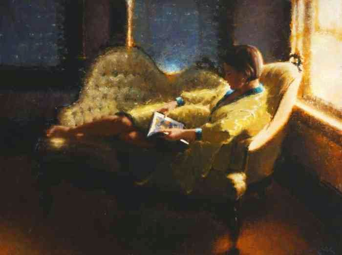 Американский художник. Craig Srebnik