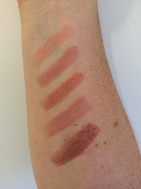 Rimmel Kate Nude Lasting Finish Lipstick